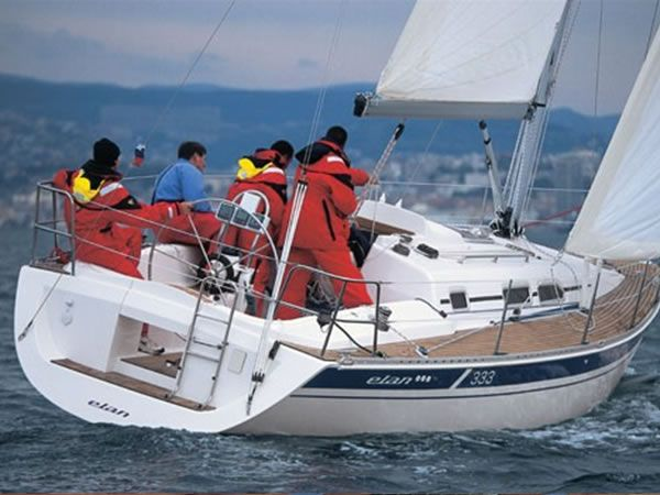 Croatia Charter :: Elan 333 - Mali Brod :: Dalmatia Charter , Adriatic Yacht ...